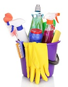 domestic cleaning services Basingstoke